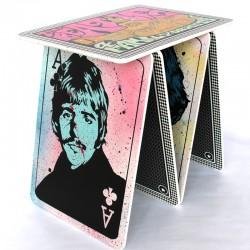 Table The Beatles - Création unique réalisée par Elijam